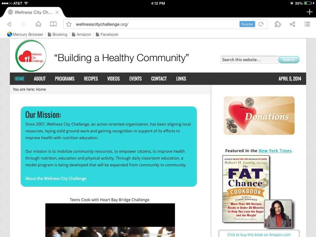 WellnessCityChallenge.com