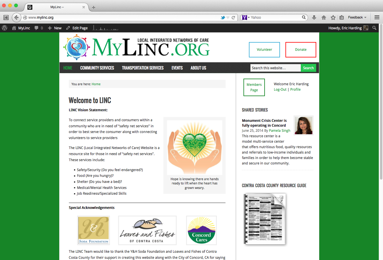 MyLINC.org